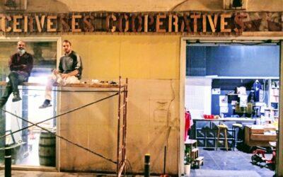 Les Contrabandistes obre una botiga a Gràcia